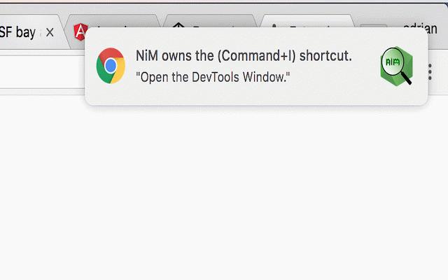 Node js V8 --inspector Manager (NiM) :: My Extensions